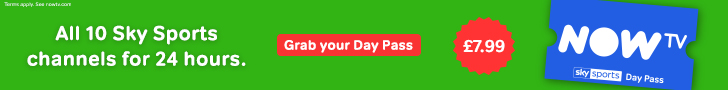 Watch Live Football with a Sky Sports Day Pass