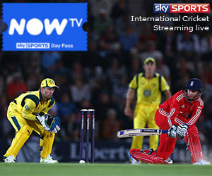 Cricket on Sky