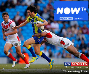 Watch live with a Sky Sports Day Pass