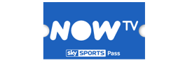 No away v No away NOW TV Sky Sports Day Pass Logo