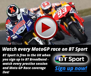 Watch MotoGP live