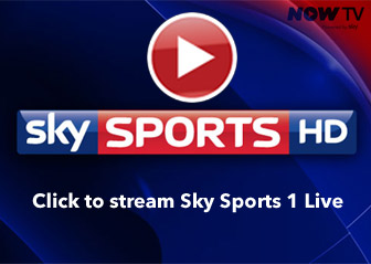 Click to watch Sky Sports 1 Live Stream